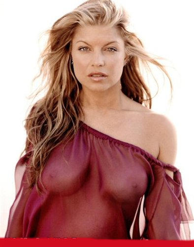 Fergie`s Boobs